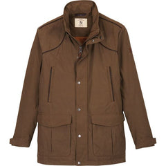 Aigle Signature Jacket - Brown
