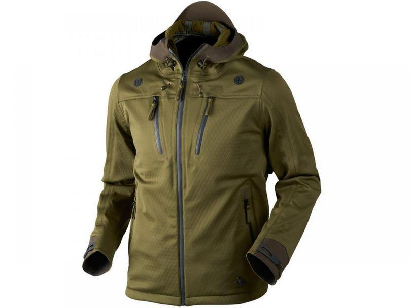 Seeland Hawker Shell jacket Pro green - reid outdoors