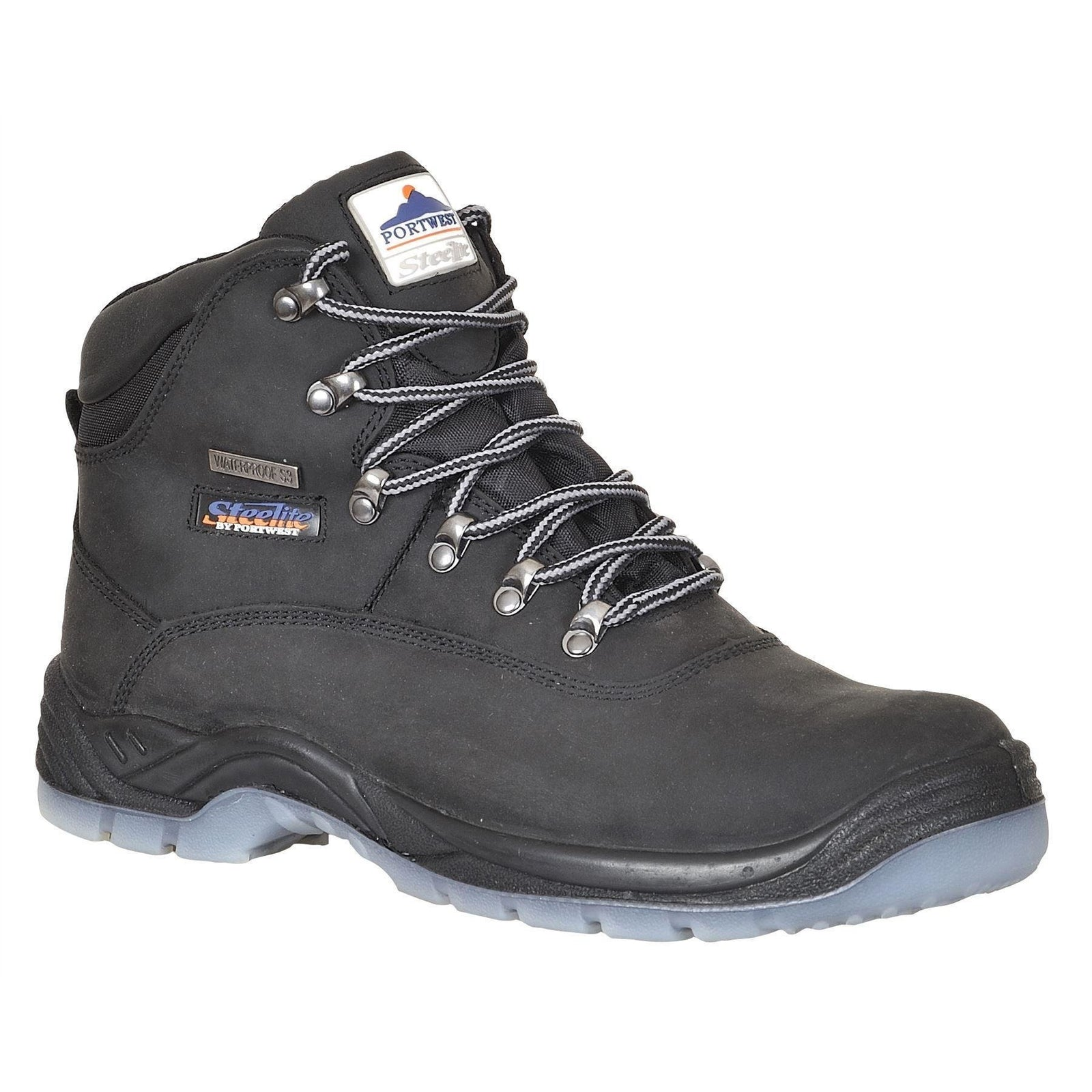 Portwest Steelite All Weather Boot S3 WR FW57 - reid outdoors