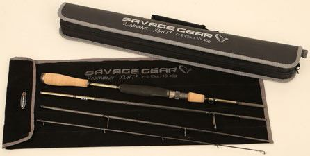 SAVAGE GEAR Roadrunner XLNT2 Rod