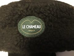 Le Chameau Womens Polar Fleece Russy Low Sock - Truffle - Size UK 4/5 EU 37/38