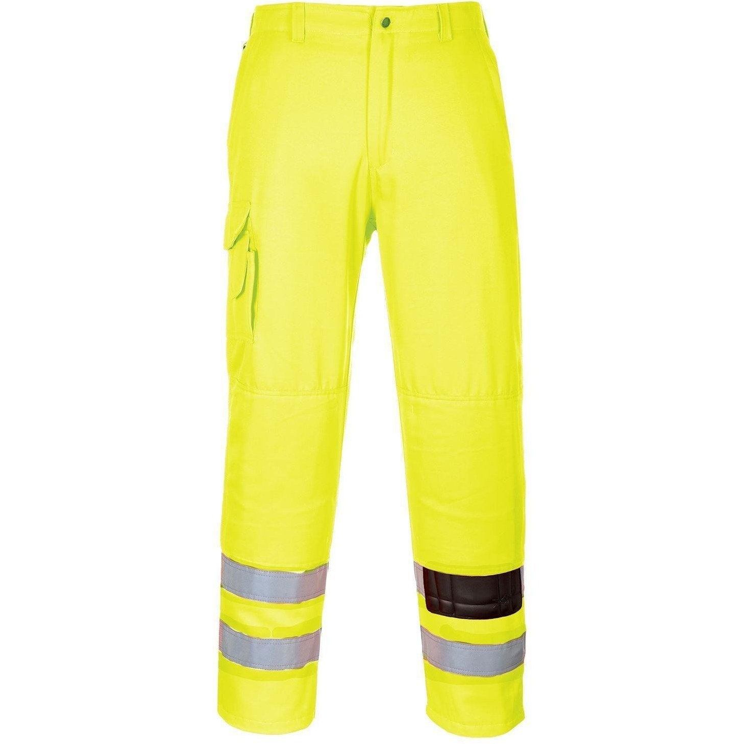 Portwest Hi-Vis Combat Trousers E046 - reid outdoors