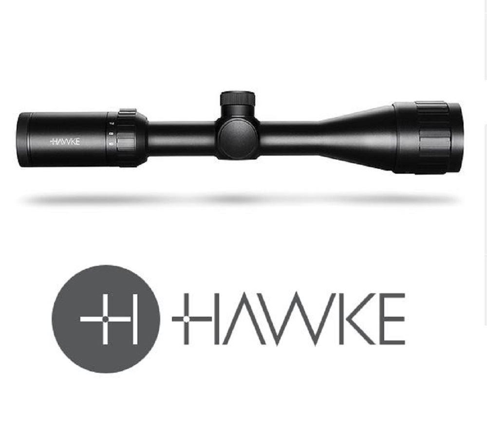 Hawke Vantage 4-12X50 AO Mil Dot IR - reid outdoors