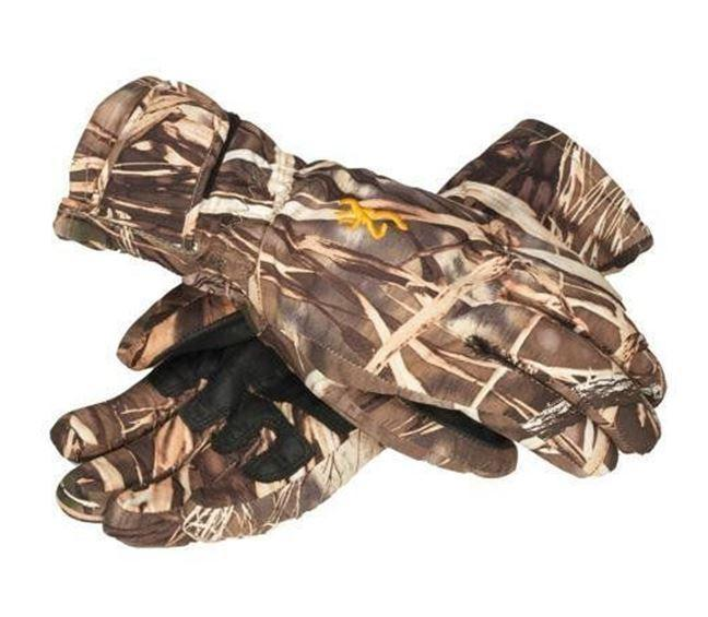 Browning Dirty Bird Glove Realtree Max4 - Size XL - reid outdoors