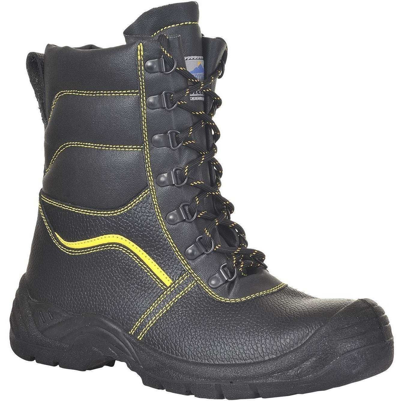 Portwest Steelite Fur Lined Protector Boot S3 CI FW05 - reid outdoors