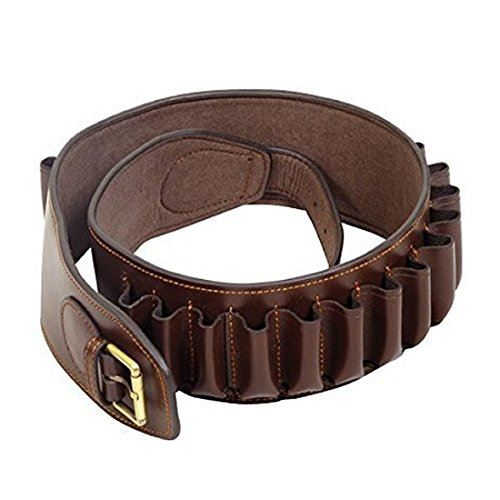 Guardian Canterbury Leather Cartridge Belt - 12G