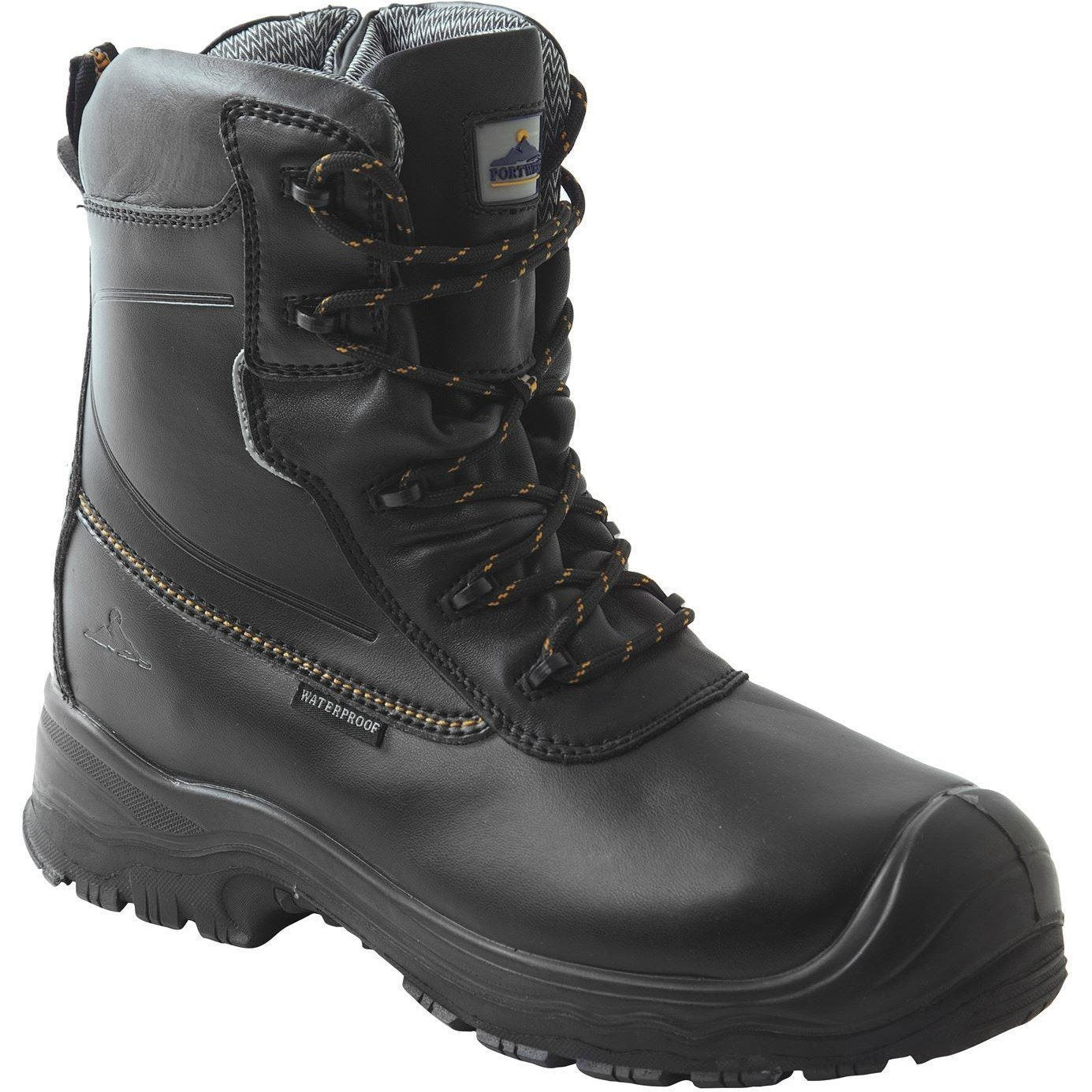 Portwest Compositelite Traction 7 inch Safety Boot S3 HRO CI WR - reid outdoors