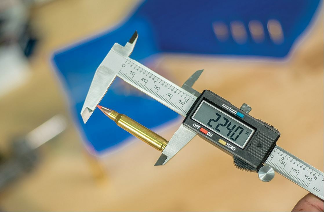 Electronic Calipers by Frankford Arsenal - reid outdoors