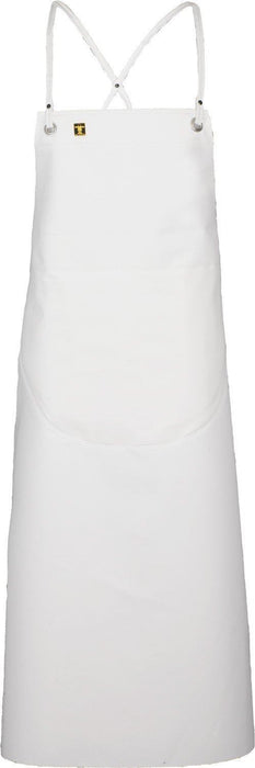 GUY COTTEN ISOFRAN NYLPECHE APRON - WHITE - Large