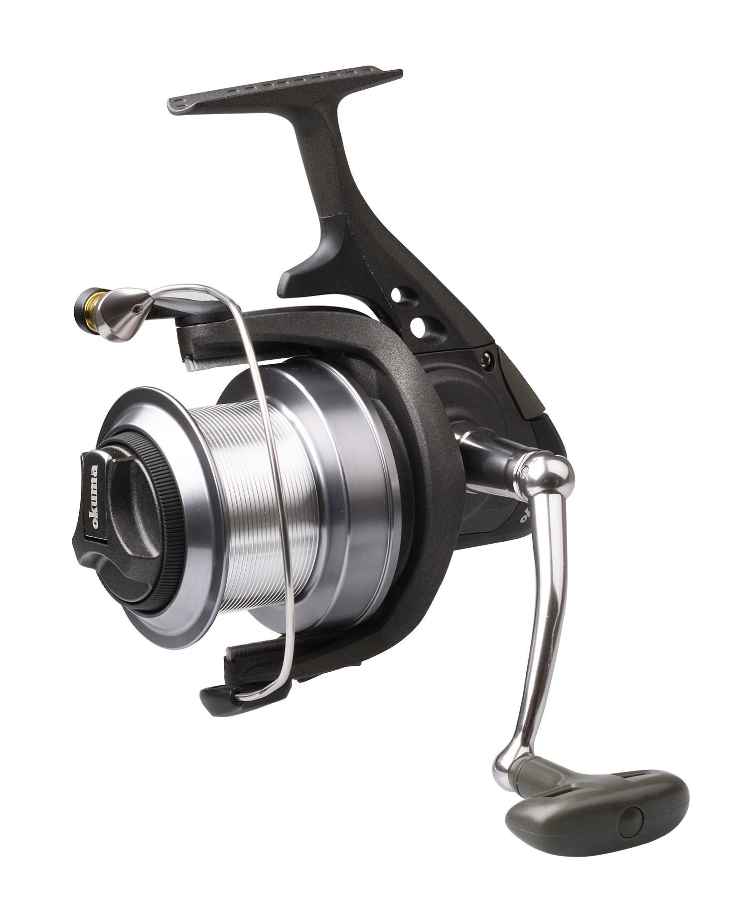 Okuma Distance Carp Pro INTG DCI-60 FD 9+1bb Carp/Surf Reel - reid outdoors