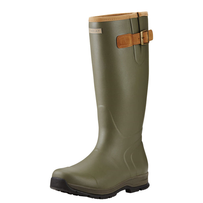 Ariat Burford Insulated Boot Olive Green