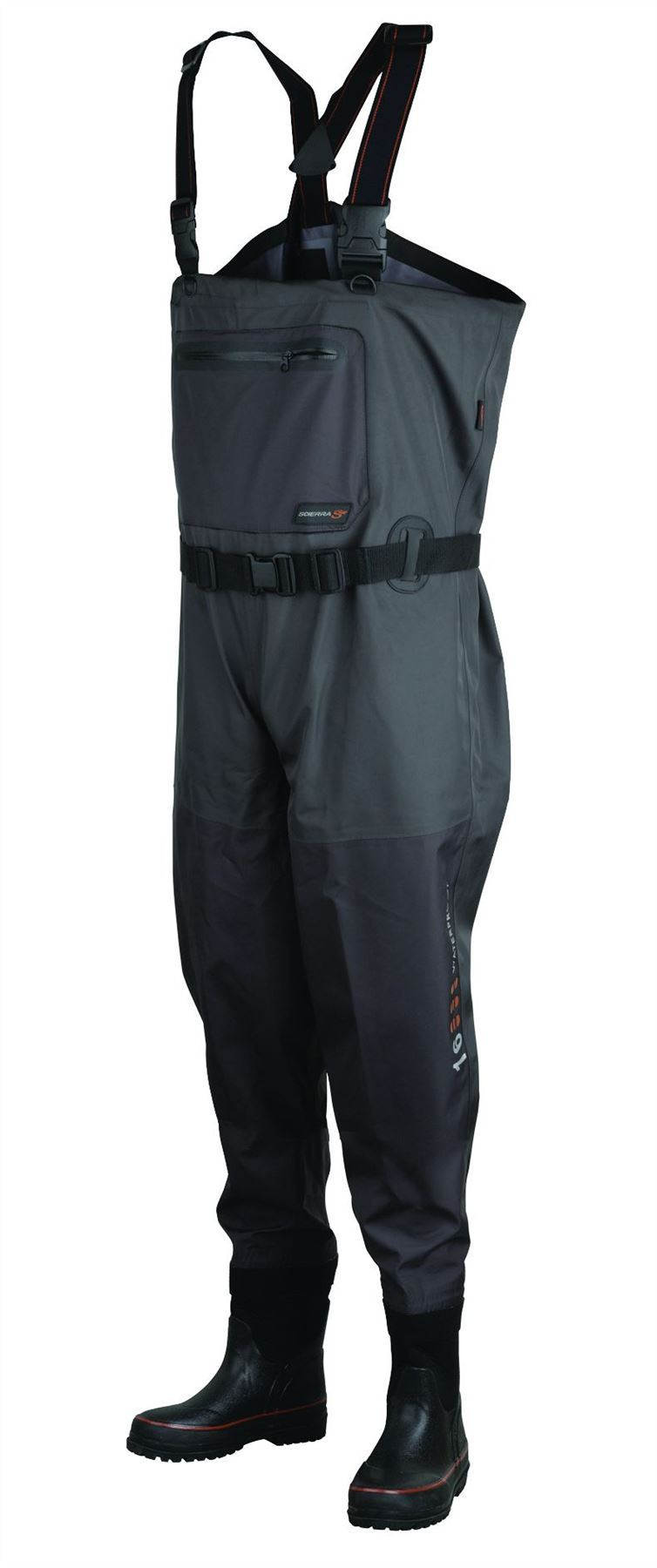 Scierra X-16000 Chest Wader Boot Foot Cleated - reid outdoors