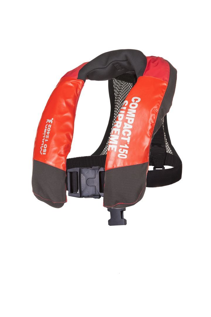 Compact Supreme 150-Life Jacket - reid outdoors