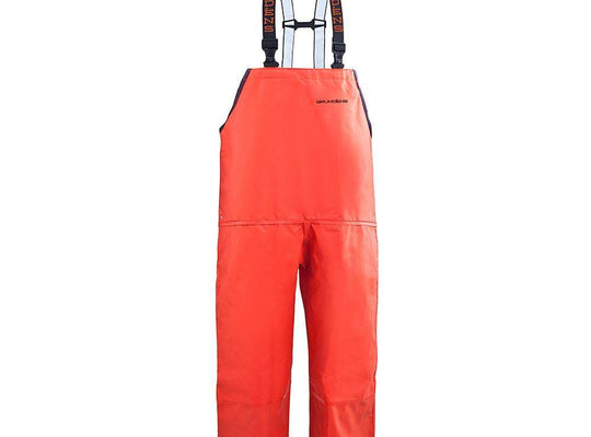 Grundens Harvestor Orange Trousers (17) - reid outdoors