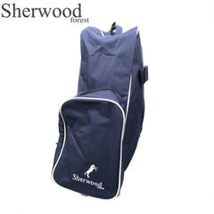 Sherwood Forest Country Boot Bag Navy