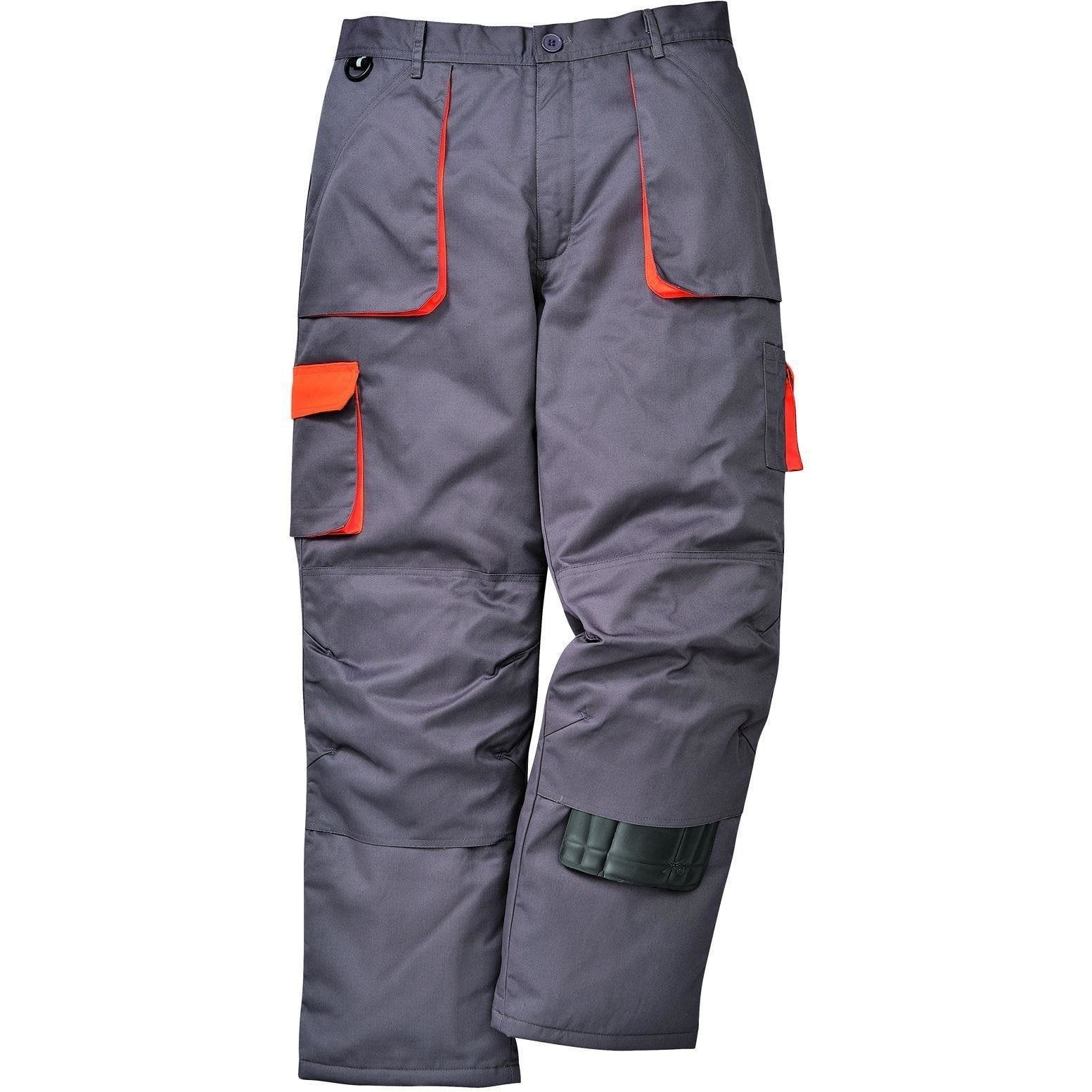 Portwest Portwest Texo Contrast Trouser - Lined TX16 - reid outdoors