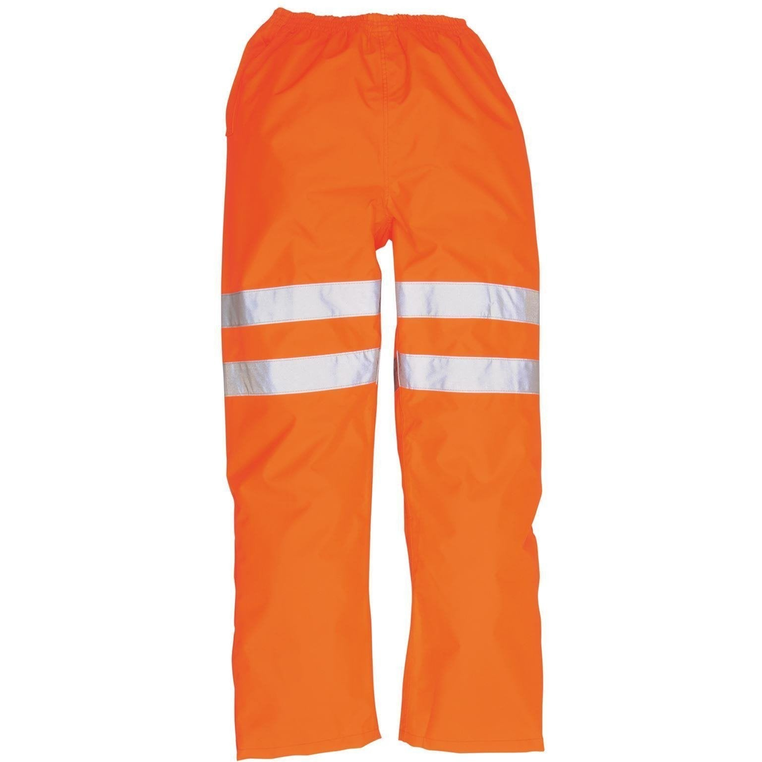 Portwest Hi-Vis Traffic Trousers RT31 - reid outdoors