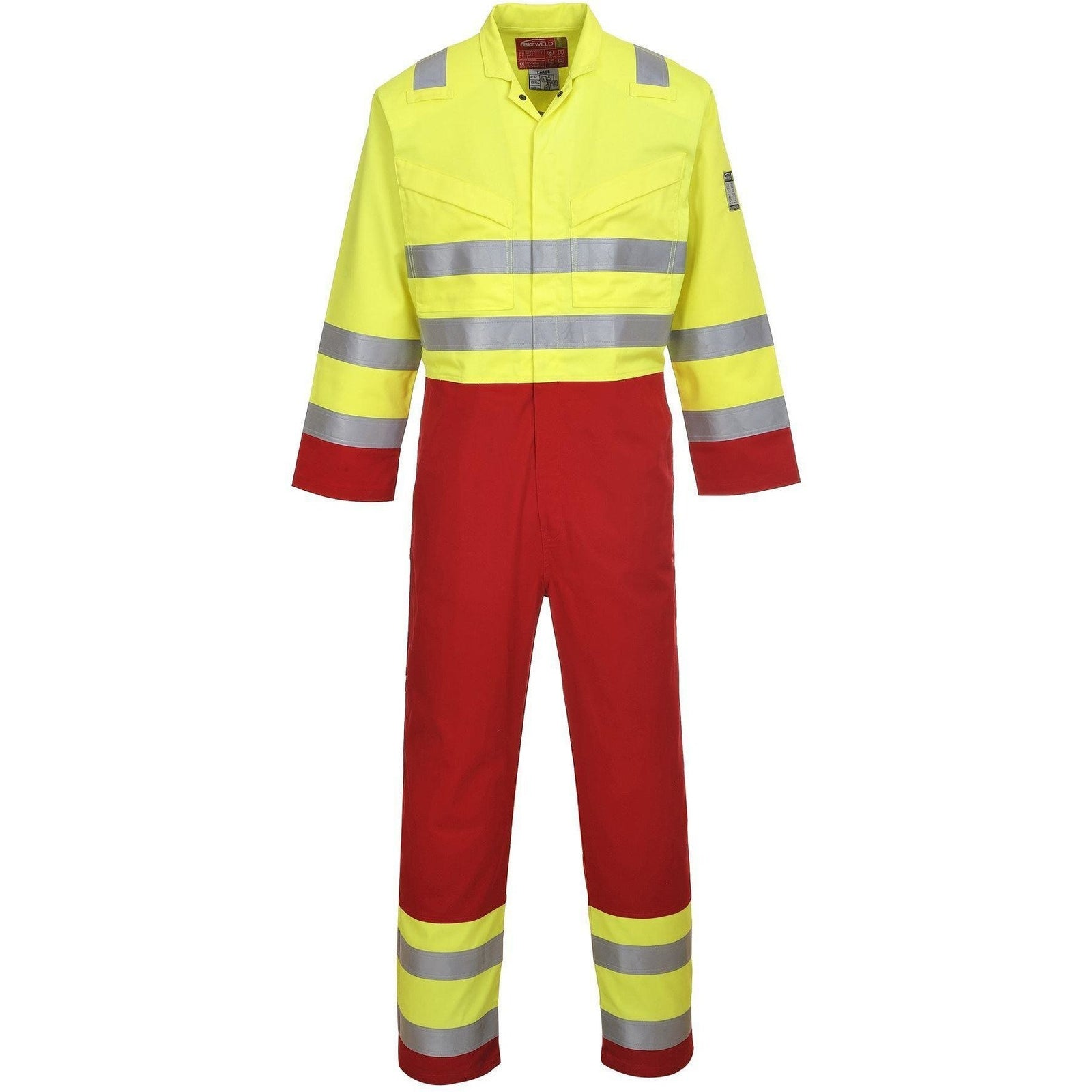Portwest Bizflame Services Coverall FR90 - reid outdoors