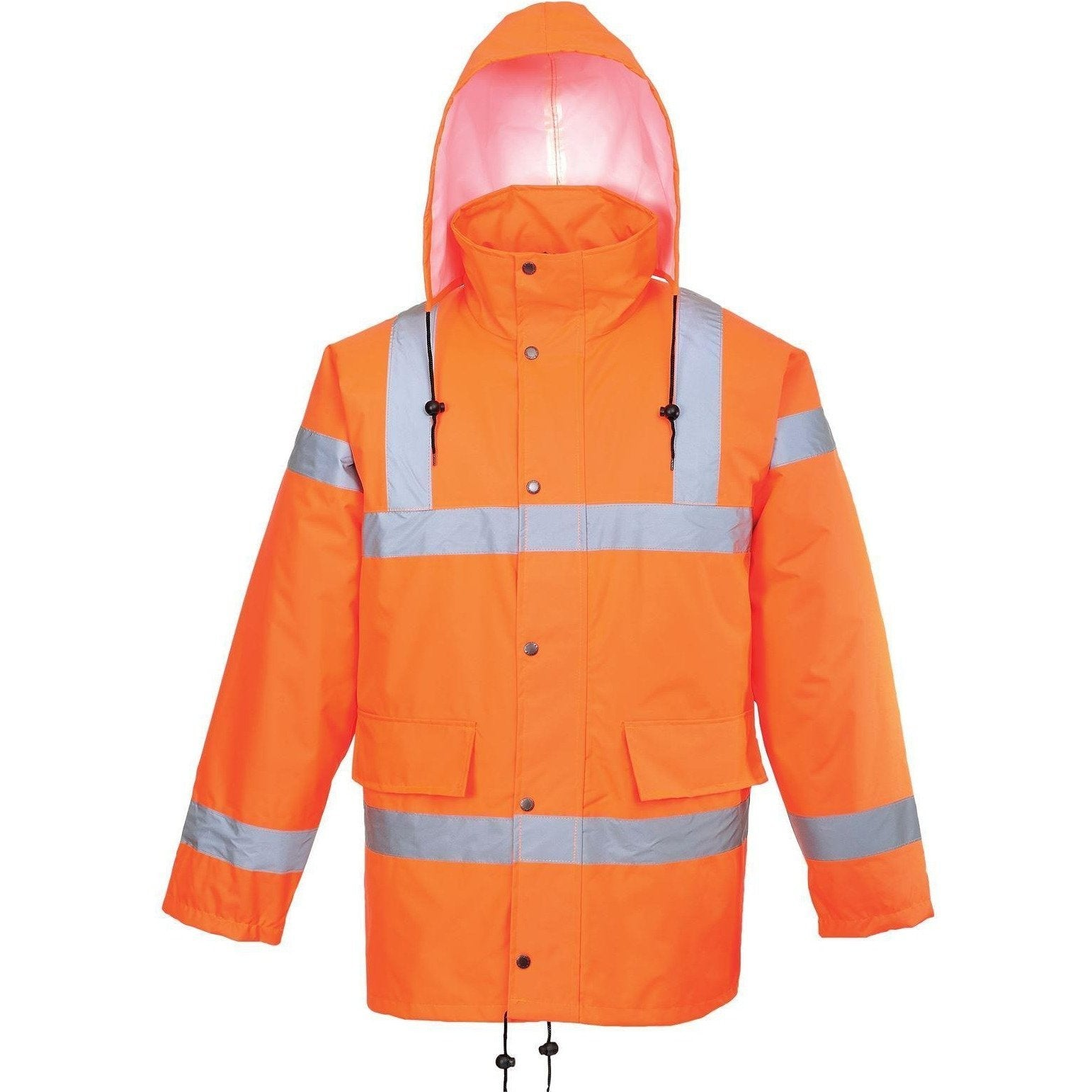Portwest Hi-Vis Breathable Jacket GO/RT RT34 - reid outdoors