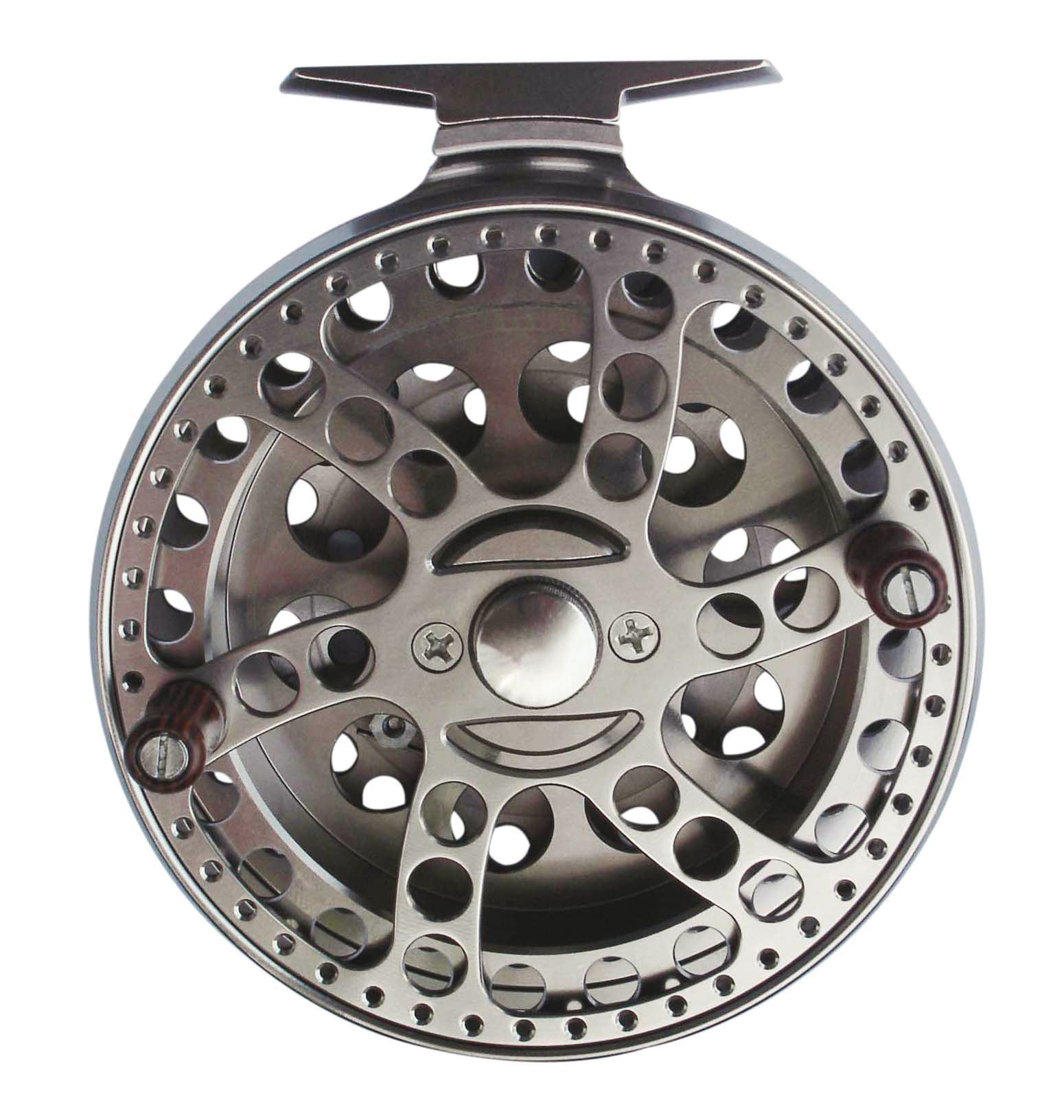 Okuma Sheffield Centre Pin S-1002 Baitcaster Reel - reid outdoors