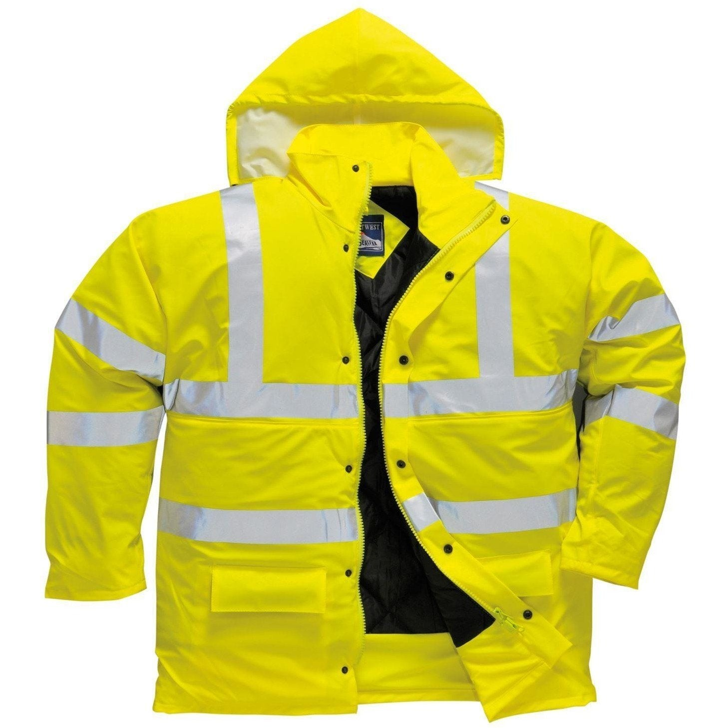 Portwest Sealtex Ultra Lined Jacket S490 - reid outdoors