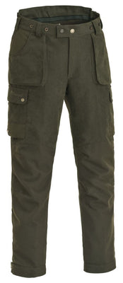 PINEWOOD PRESTWICK EXCLUSIVE TROUSERS - SUEDE BROWN