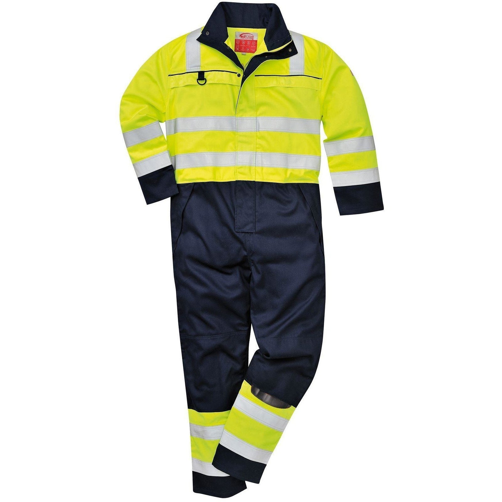 Portwest Hi-Vis Multi-Norm Coverall FR60 - reid outdoors