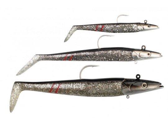 Savage Gear Sandeel Lures  12.5cm 23g Baby Mack pack of 5