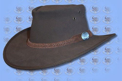 Cutana Hat - Brown (57)