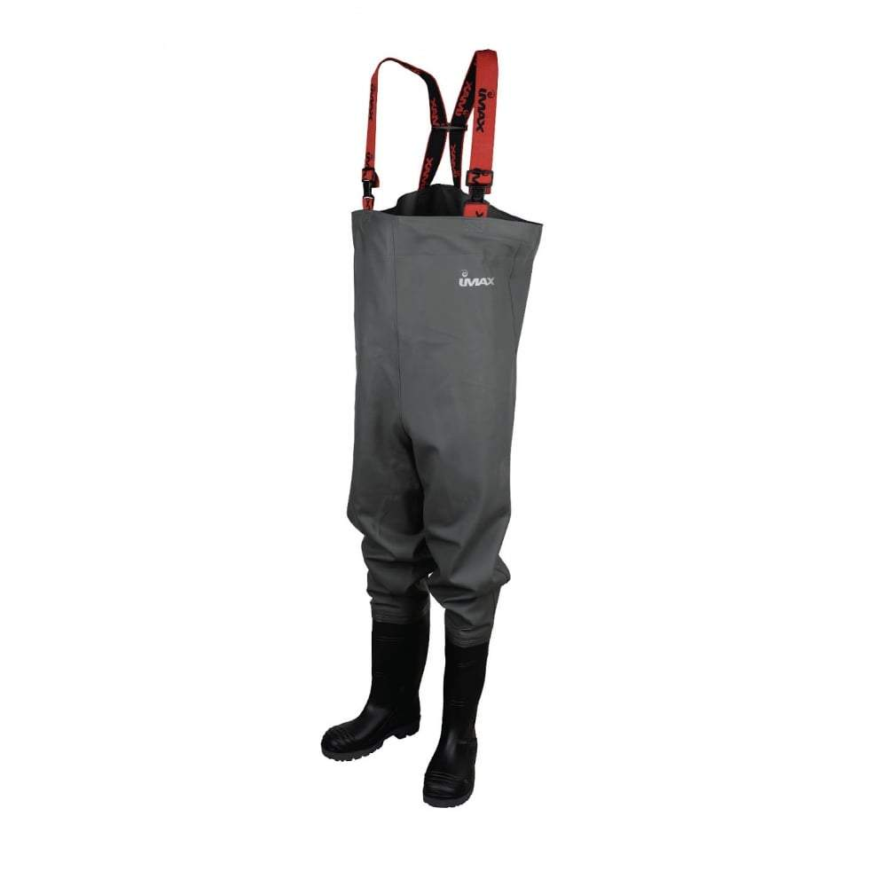 Imax Nautic Chest Wader Cleated Sole - reid outdoors