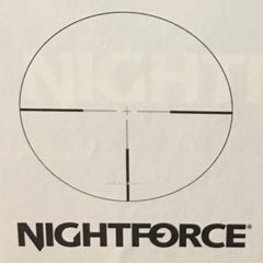 NightForce SHV Rifle Scope Riflescope 3-12x56 Telescopic Sight - reid outdoors