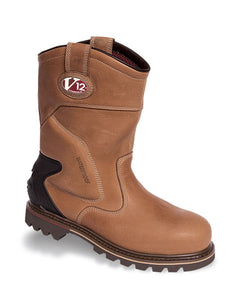 V12 TOMAHAWK WATERPROOF RIGGER SAFETY BOOT THINSULATE LINED - reid outdoors