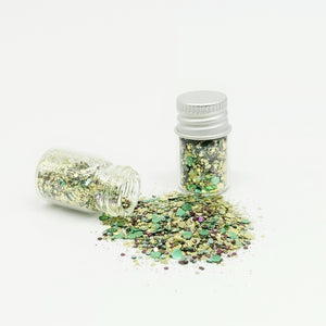 Biodegradable Eco-Glitter Fantasy Blend ~ Fortune Teller