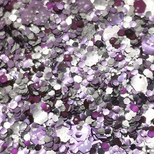 Biodegradable Eco-Glitter Fantasy Blend ~ Amethyst