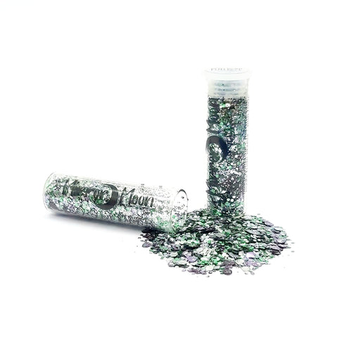 Biodegradable Eco-Glitter Fantasy Blend ~ Forest