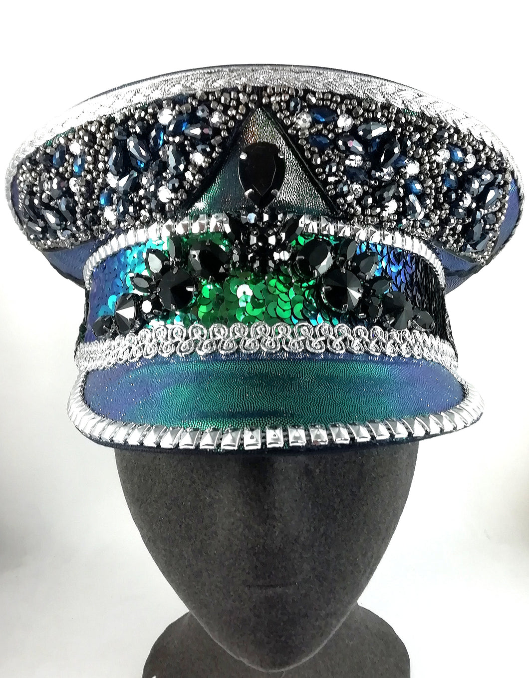 Festival Hats ~ The Galaxy Captain Hat