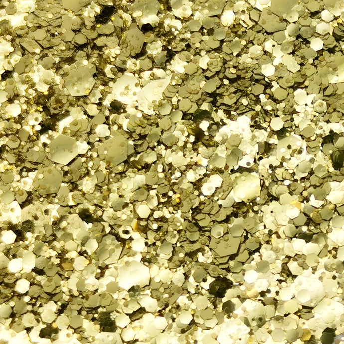Gold Dust - Eco Glitter Pot
