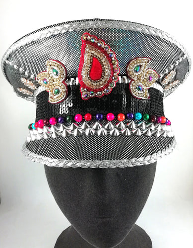 The Discotopia Captain Hat SOLD