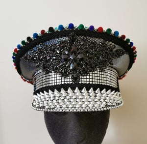 Festival Hats ~ The Gypsy King Captain Hat
