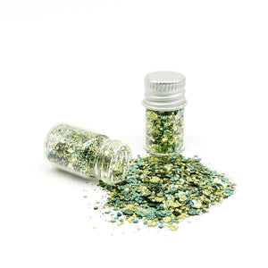Biodegradable Eco-Glitter Goddess Blend ~ Siren