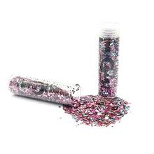 Biodegradable Eco-Glitter Summer Dreams Blend ~ Twilight