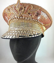 The Gold Digger Captain Hat SOLD
