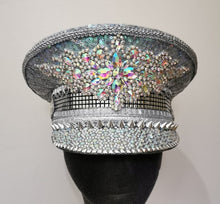 Festival Hats ~ The Silver Star Captain Hat