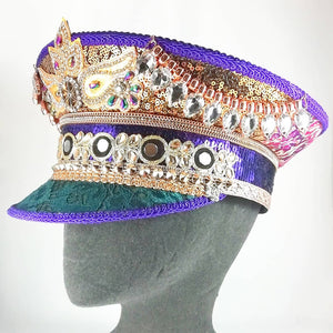 Festival Hats ~ The Gypsy Captain Hat