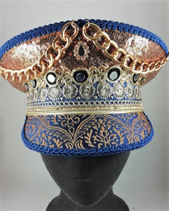 Festival Hats ~ The Persian Captain Hat
