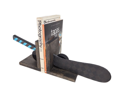 Hockey Stick Book Ends