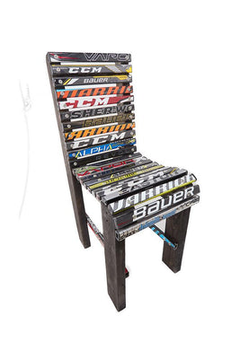 Hockey Stick Penalty Chair
