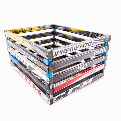 Hockey Stick Crate
