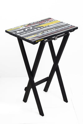 Folding Hockey Table