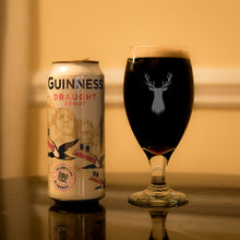 Guinness Stout and Porter Glass